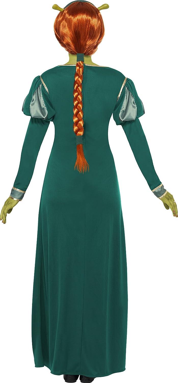 Par Hombre y Mujer Dreamworks Shrek y Fiona Halloween película Comic de figuras Disfraz verkleidung Outfit: Amazon.es: Juguetes y juegos