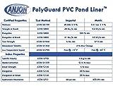 PolyGuard Liners PVC - 8 ft. x 10 ft. 20-Mil Pond