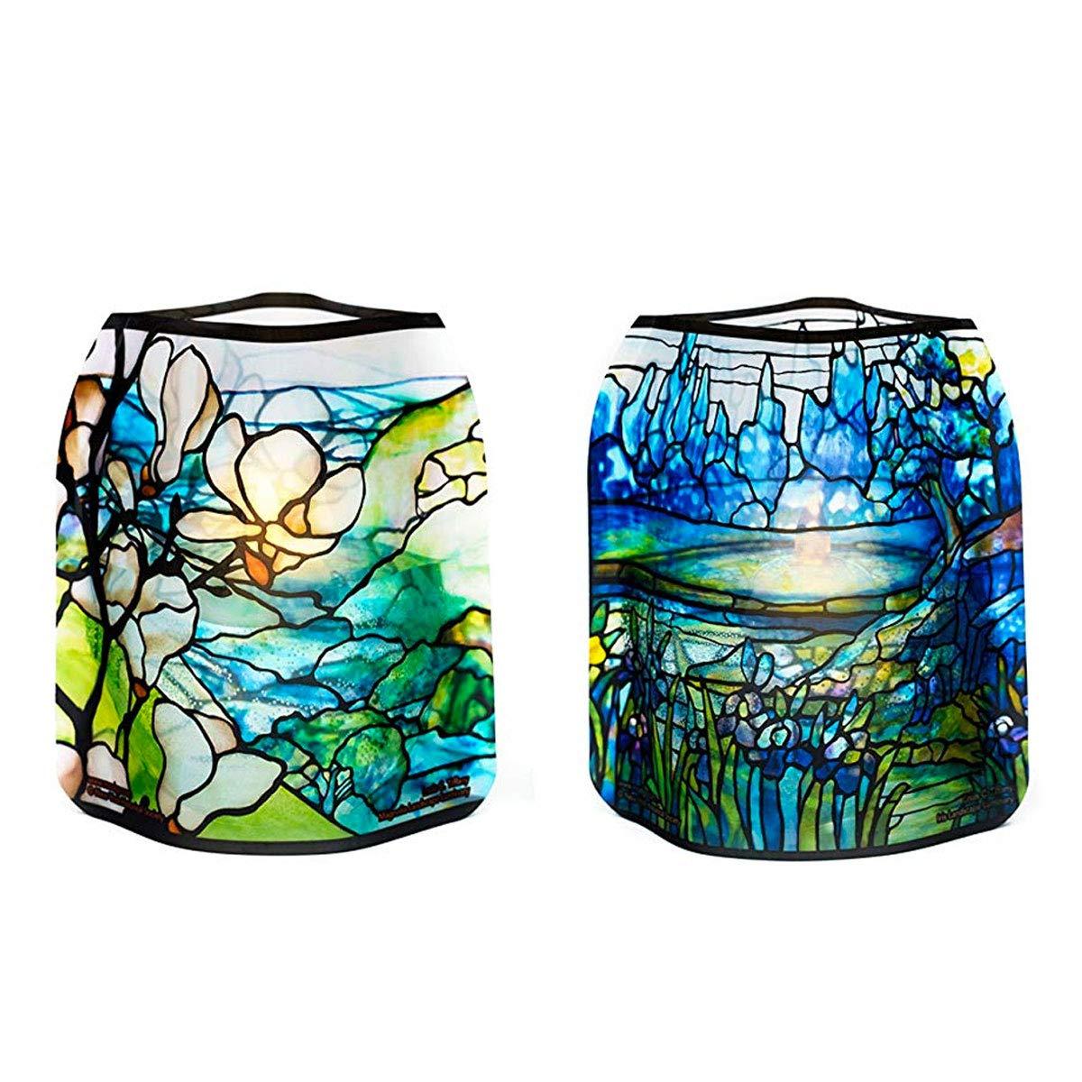 MODGY Tiffany Luminary Set - Magnolia & Iris
