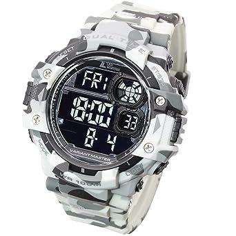 9a28c60c4a Amazon.co.jp: [ラドウェザー]ミリタリーウォッチ サバゲ― アウトドア メンズ腕時計: 腕時計