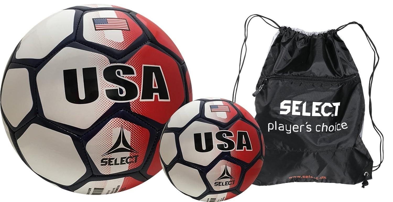 選択ワールドカップ国サッカーボール B079THYDBM Combo pack USA USA Combo pack