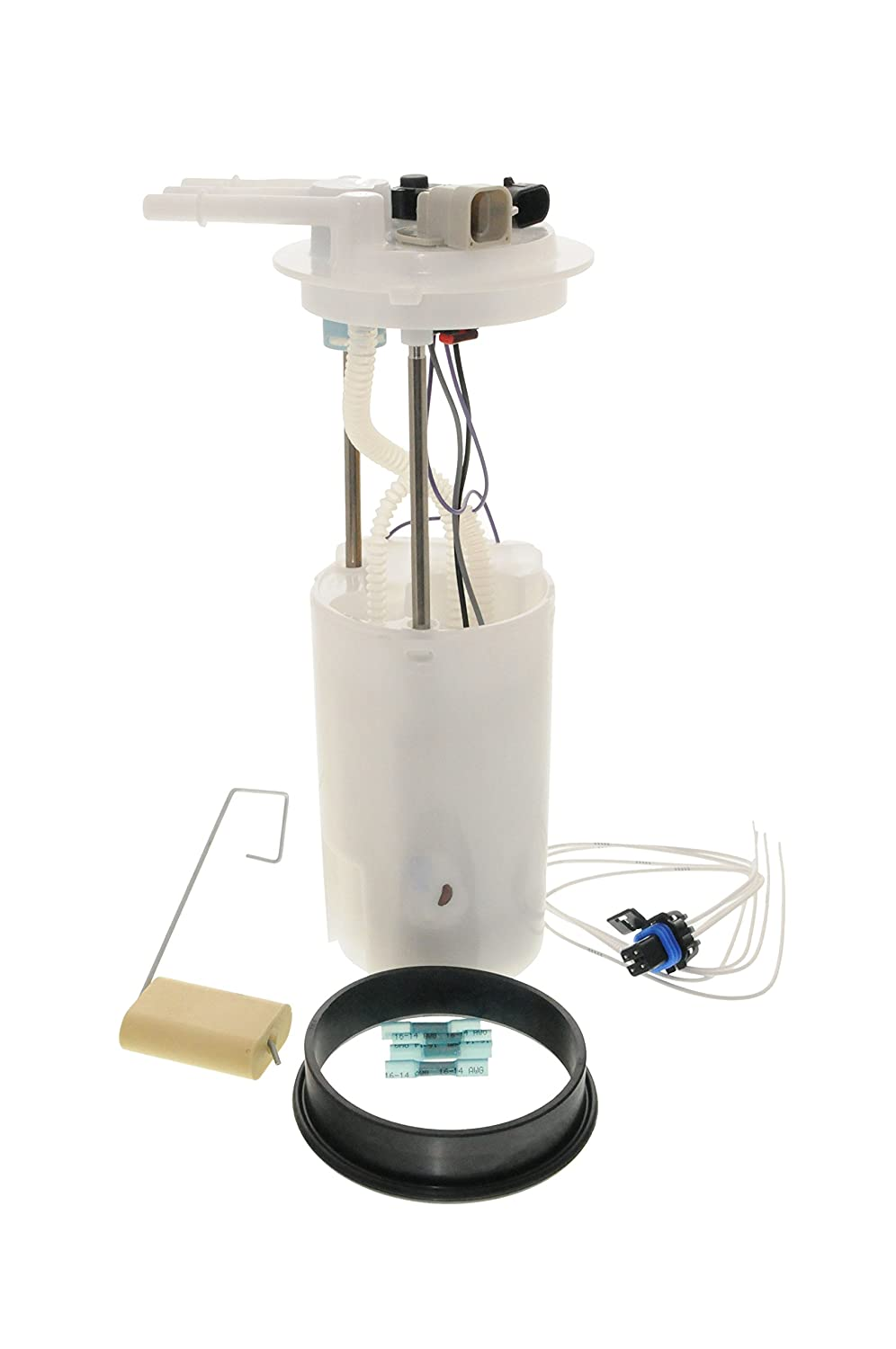 ACDelco MU1743 GM Original Equipment Fuel Pump and Level Sensor Module with Seal, Float, and Harness