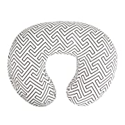 ALVABABY Nursing Pillow Cover Slipcover,100% Organic Cotton,Soft and Comfortable,Maternity Breastfeeding Newborn Infant Feeding Cushion Cover,Baby Shower Gift ZT04
