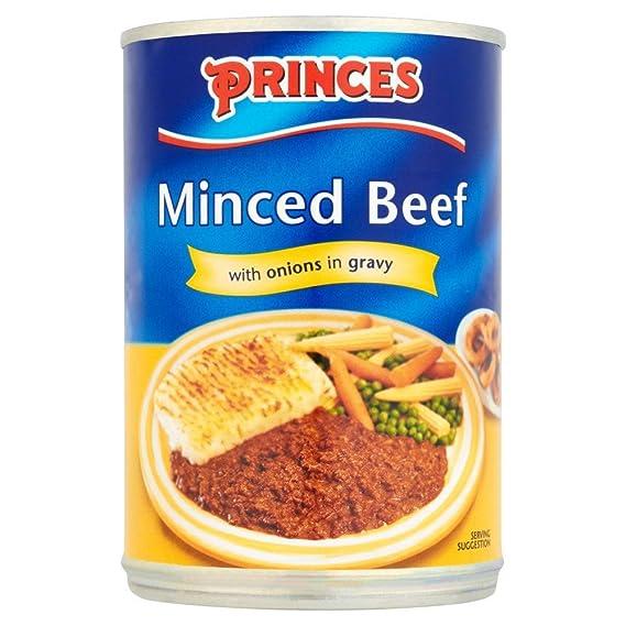 Princes - Estofado de ternera con cebolla - 392 g