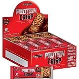 Protein Crisp Bar com 12 Barras Integralmédica - Trufa de Avelã