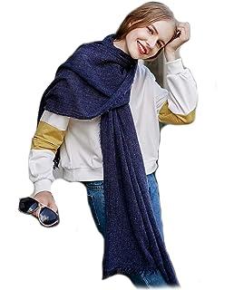 Femme Fille Homme Garçon Unisexe Unie Extra Longue extra large Écharpe Wrap  Châles Etole Glands Tassel 7e85825e9ce