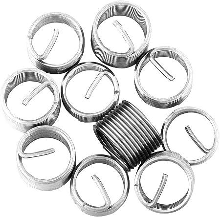 OEMTOOLS 25602 1//4 Inch Fix-A-Thread Repair Kit