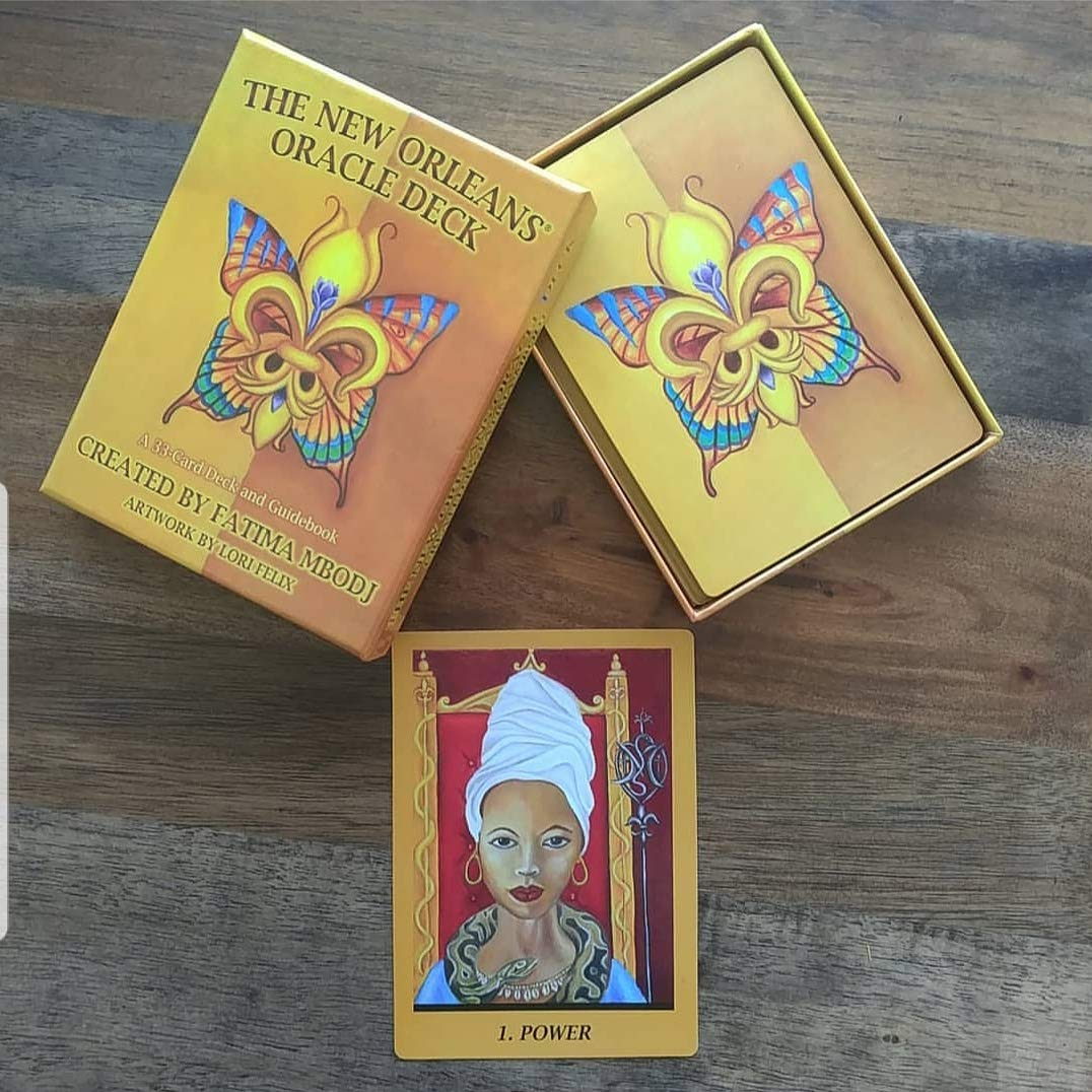 FMI The New Orleans Oracle Deck by FMI (Image #3)