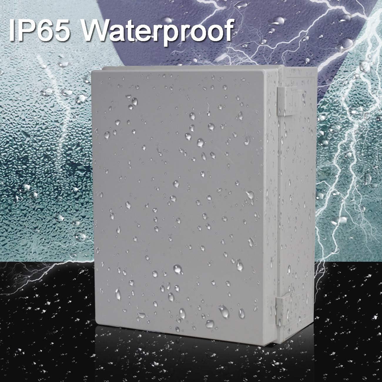 ABS Plastic Dustproof Waterproof IP65 Junction Box Universal Durable Electrical
