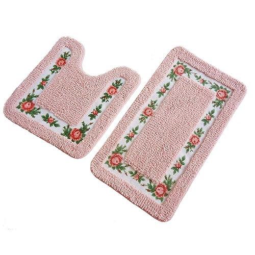 Floral Bath Rugs: Amazon.com