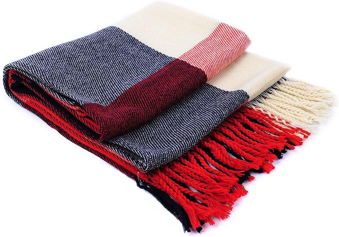 HUAN XUN Blanket Scarf...
