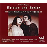 Wagner : Tristan & Isolde - Nilsson, Vickers (1971)