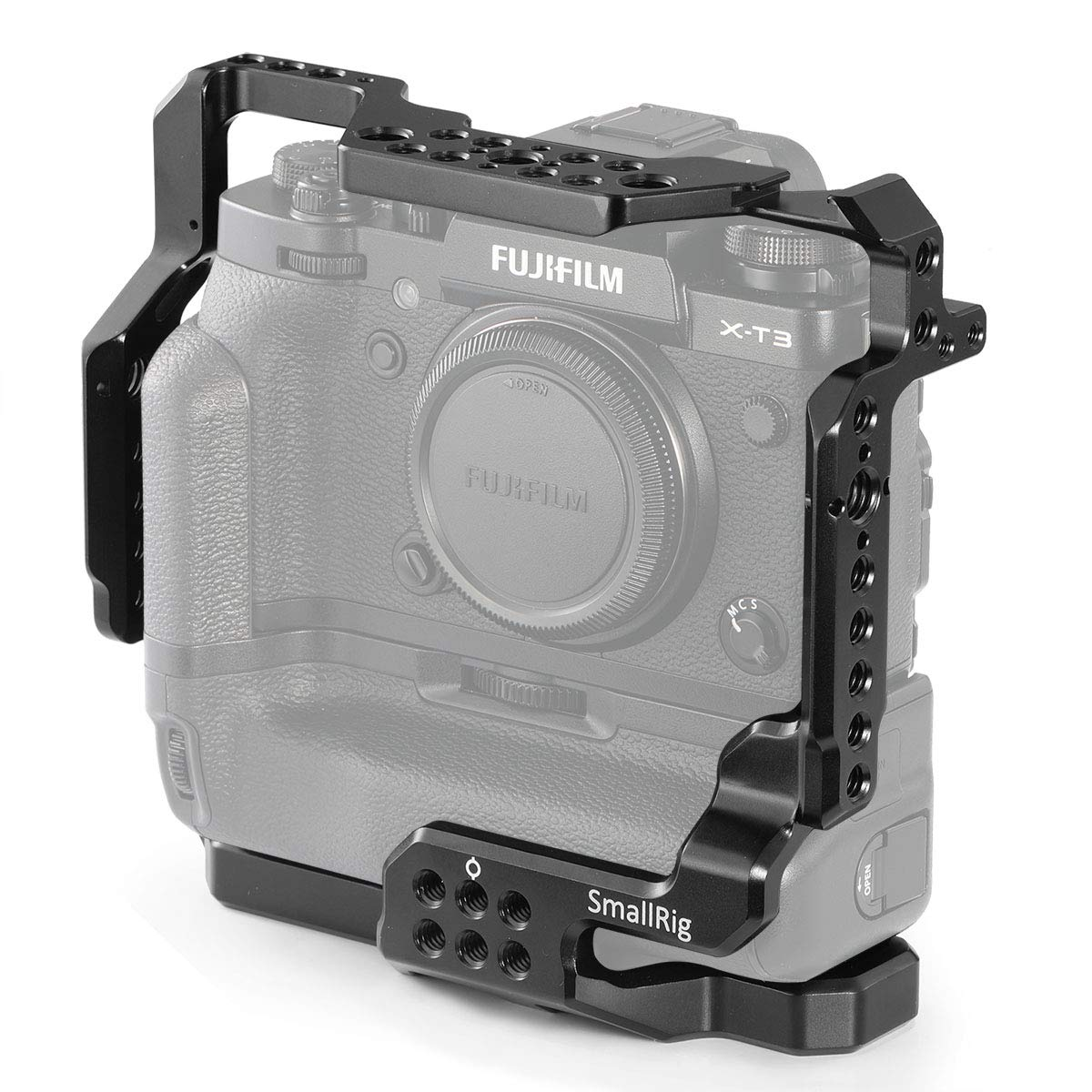 Smallrig 2229 X-T3 Cage for Fujifilm X-T3 with Battery Gr...