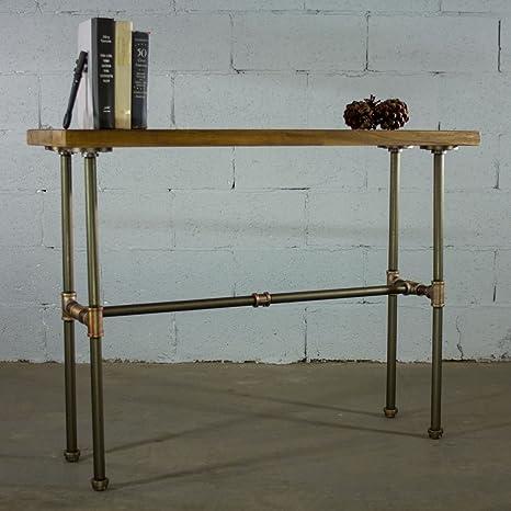 Amazon.com: Corvallis Industrial Chic Sólido Madera ...
