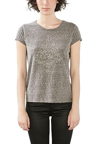 edc by Esprit 116CC1K038, Camiseta para Mujer