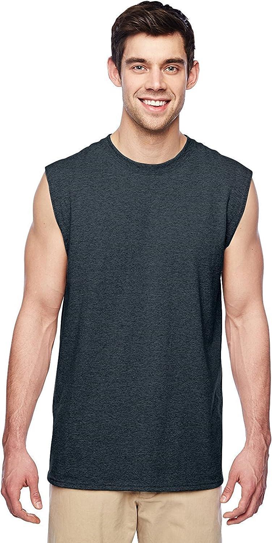 Jerzees 29SR Mens Sleeveless Shooter T-Shirt