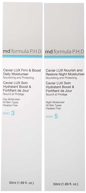 Amazon com : MD Formula P H D Caviar Lux Nourish and Restore