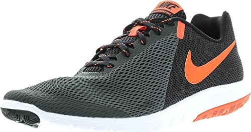 98d2df86cec8 Image Unavailable. Image not available for. Colour  NIKE Men s Flex  Experience RN 4 Anthracite Total Crimson Black White Running Shoe