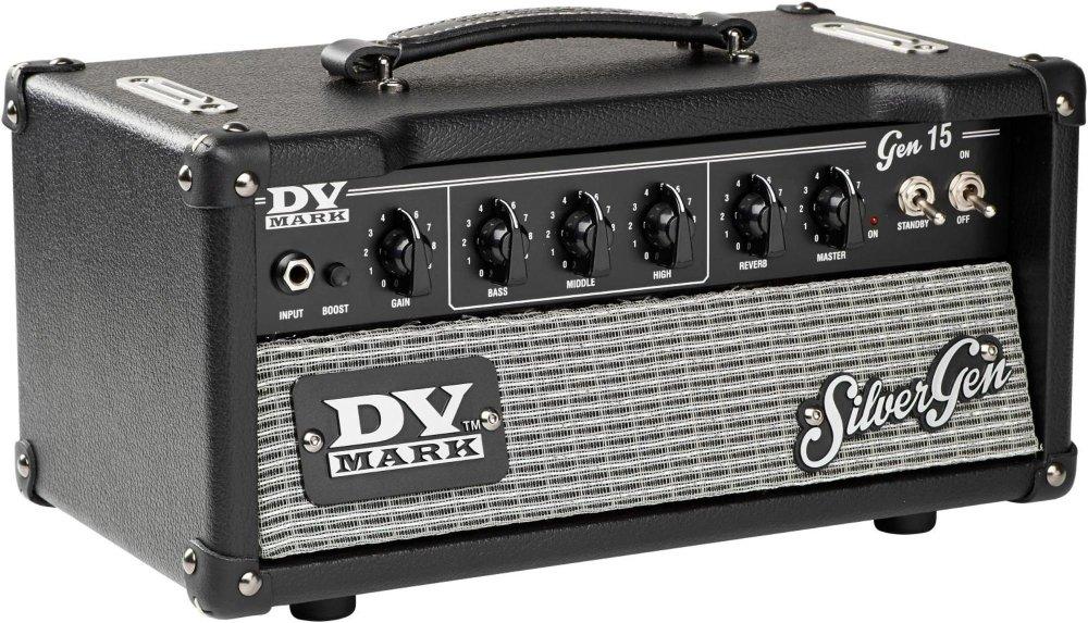 品質が DV MARK DV 15 ギターアンプヘッド DV GEN 15 DVM-GEN15/H B01HFB74W8 B01HFB74W8, ナチュラル雑貨エッセンス:29076f57 --- a0267596.xsph.ru