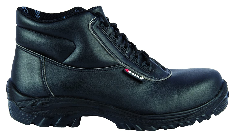9cbf21f4b6b Cofra Ethyl S3 Black Lorica Composite Toe Cap Chemical Resistant ...