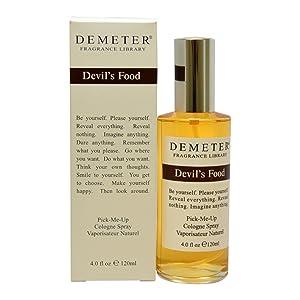 Demeter Devil's Food Cologne Spray for Women, 4 Ounce