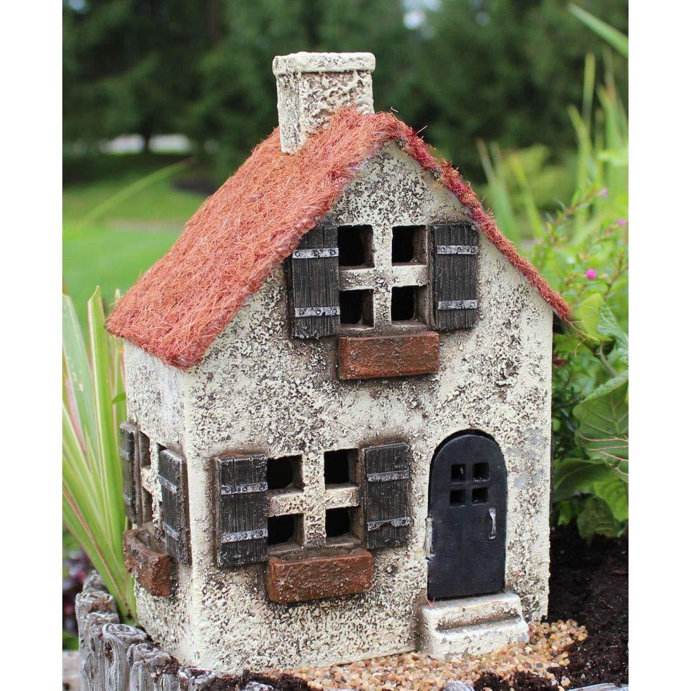 Miniature Dollhouse FAIRY GARDEN - Fairlight Hypertufa - Accessories