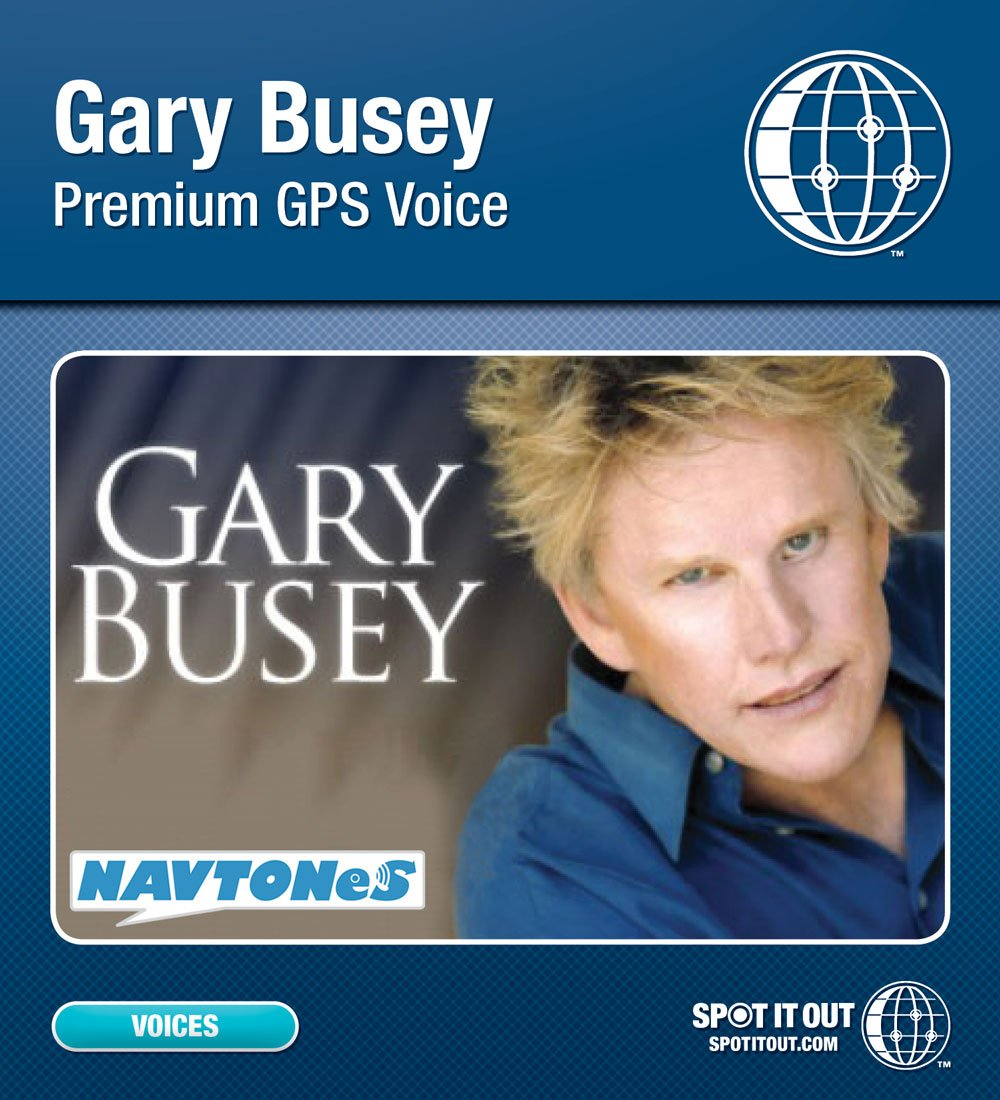 Gary Busey GPS Voice for Garmin (PC only) [Download]