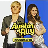 "Austin & Ally ""Take It From The Top"" CD"