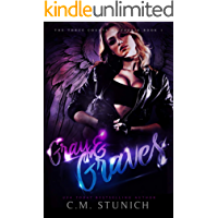 Gray and Graves: A Dark Fae Menage Urban Fantasy (The Three Courts of Faerie Book 1)