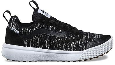 Vans UltraRange Cardi Knit Black Sneakers Shoes (5 B US) 1b20b8f57