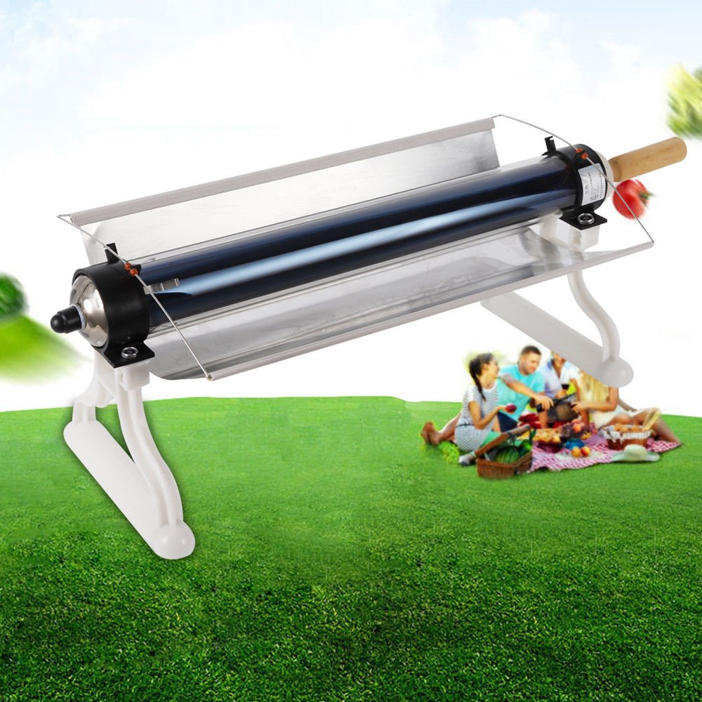 TFCFL Smokeless Portable Stove Solar Cooker Oven Cooking Camping BBQ Grill for Picnic Camping Outdoor