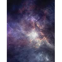 The World's Largest Sketchbook: Purple Celestial Space | Draw, Doodle, or Sketch