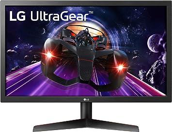 LG 24GN53A-B - Monitor Gaming LG Ultragear FHD de 59,8 cm (23,5