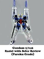 Review: Gundam 1/144 Rasiel with Sefer Review (Furoku Grade)