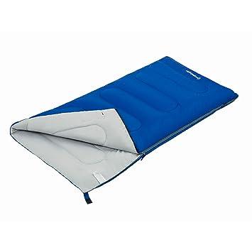 Kingcamp L/XL/XXL extragrande 10,4 F/-12 C frío adultos saco de dormir: Amazon.es: Deportes y aire libre