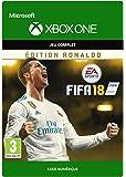FIFA 18 - Édition Ronaldo   Xbox One - Code jeu à télécharger