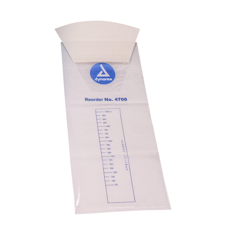 Clear 200//cs Dynarex Emesis Bag