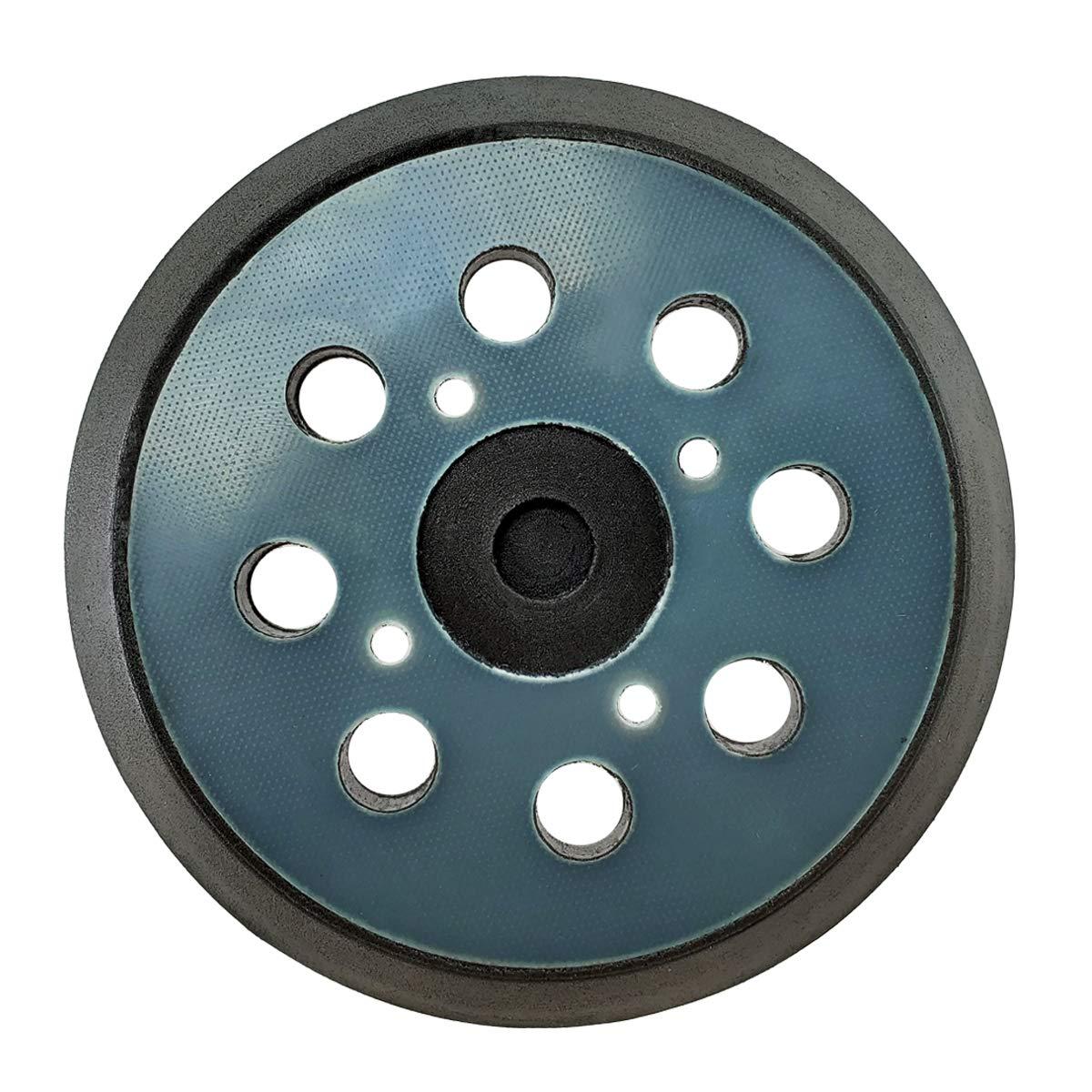 M-jump 5 Dia 8 Hole Hook /& Loop Backing Plate Pad Sander Replaces Pad for Milwaukee OE # 51-36-7090 974484001 975241002 Ridgid OE # 300527002 Ryobi OE # 300527002