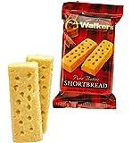 Walkers Shortbread Fingers Shortbread Cookies Snack Packs, 120 Count