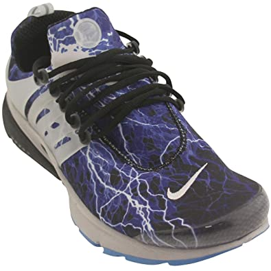 finest selection 6f59b 69265 Mens Nike Air Presto QS Lightning Black Zen Grey Harbor Blue 789870-004 X-