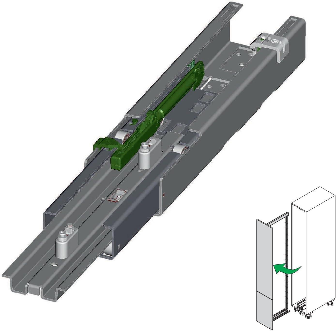 SO-TECH/® SoftStopp Pro Ammortizzatore per Dispensa VVS-X Armadi Estraibili Colonna Estraibile Estensione Totale Armadio