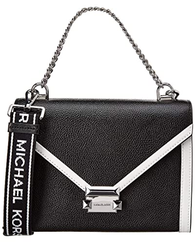 5f03bbaee20c Image Unavailable. Image not available for. Color: Michael Kors Whitney  Large Pebbled Leather Convertible Shoulder Bag