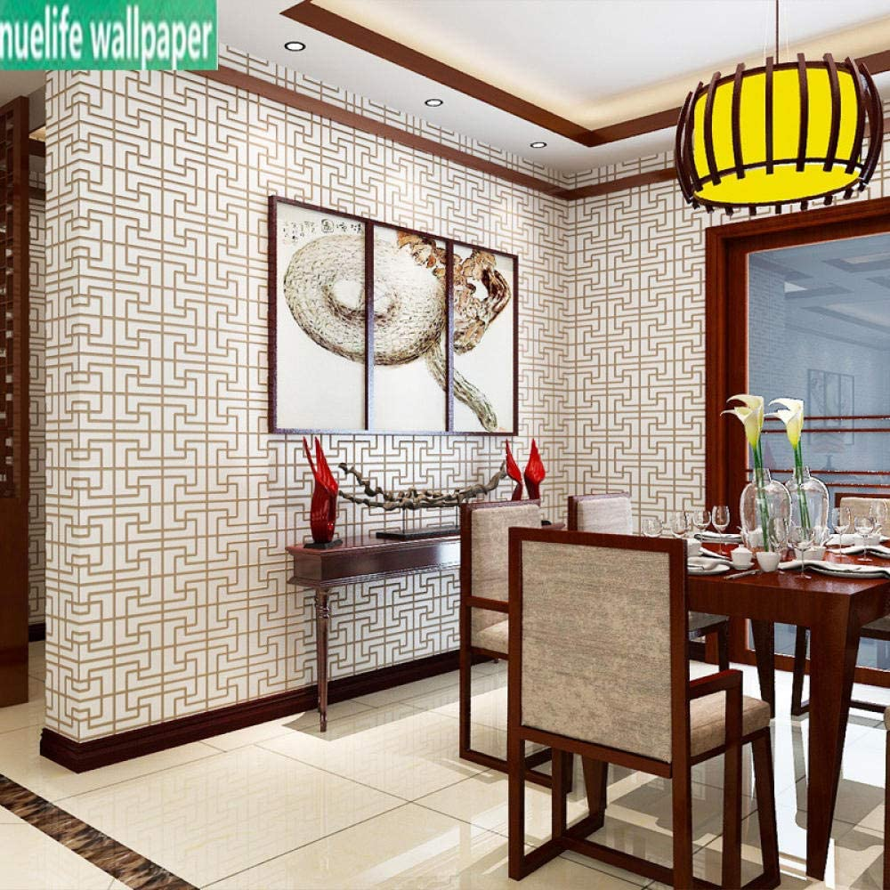 ACCEY Papel pintado no tejido de estilo chino moderno sala de ...