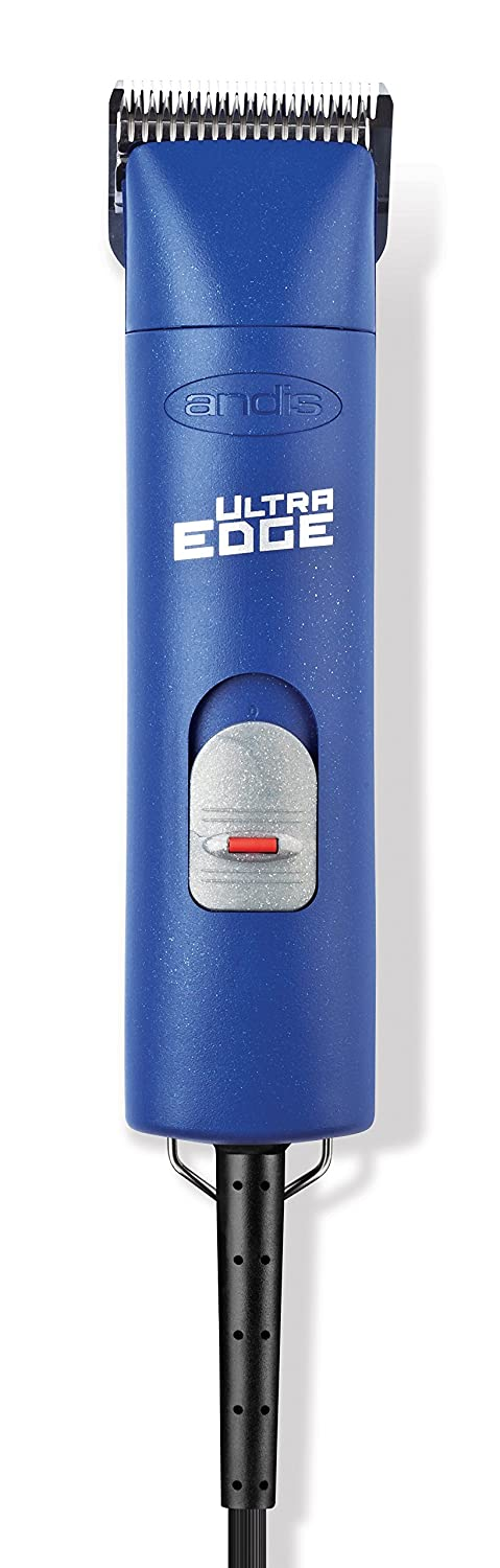 Andis UltraEdge Super 2-Speed Detachable Blade Clipper, Professional Animal/Dog Grooming, AGC2