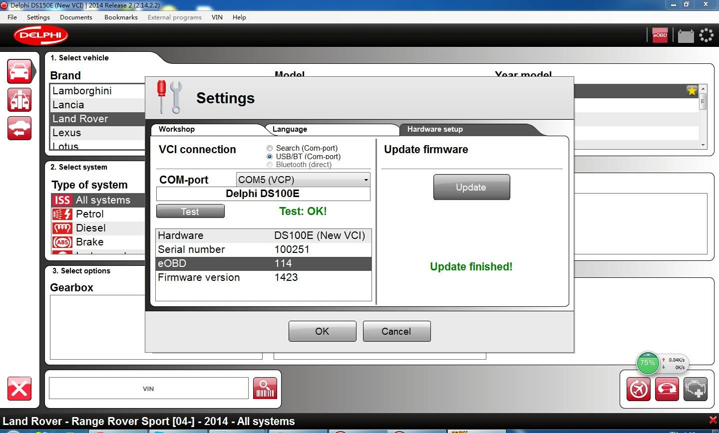 Delphi Diagnostic Software And Update 2014 2, With extra: upgrade license  to diesel max and to turbo charger !!!