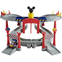 Fisher-Price Playset Mickey Autopista de Alta Velocidad de Mickey