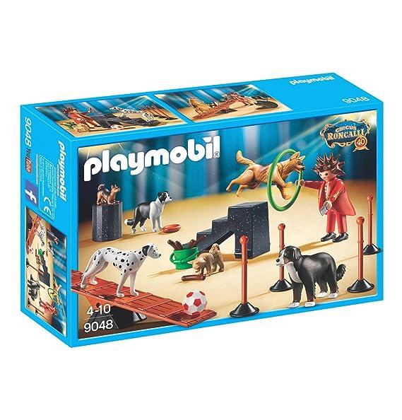 PLAYMOBIL - 9048 - Roncalli Zirkus Circus - Hundedressur