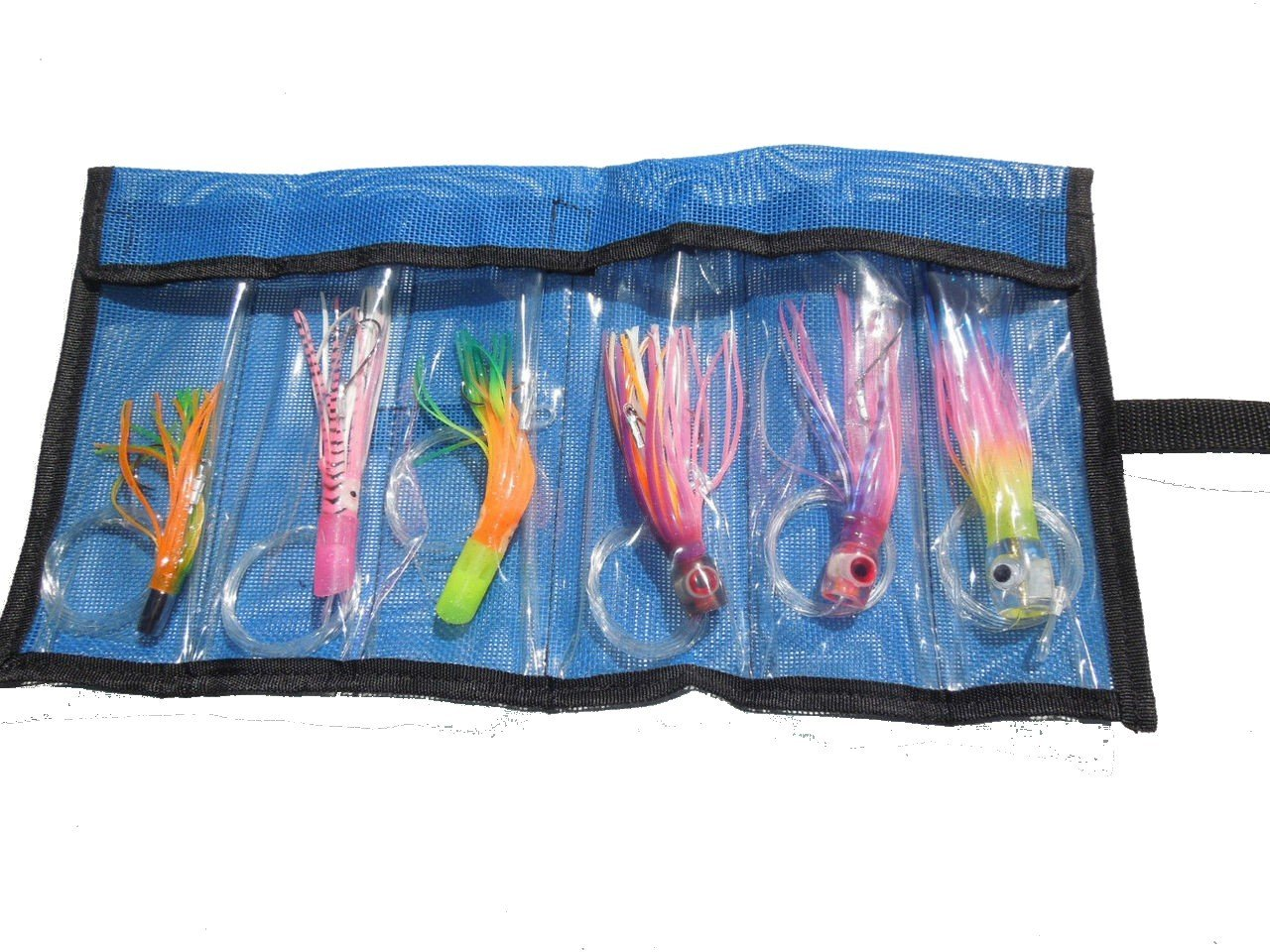 Offshore fishing lures billfish bonanza 6 pack Marlin Devils by EAT MY TACKLE