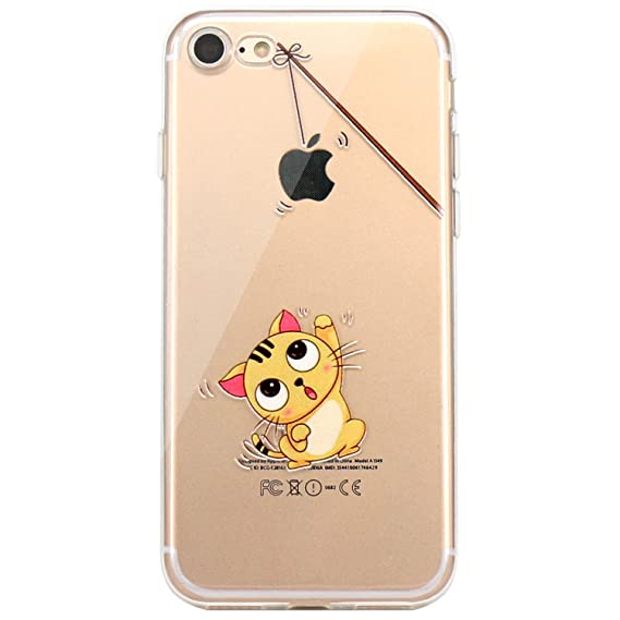 iphone 8 case cat design