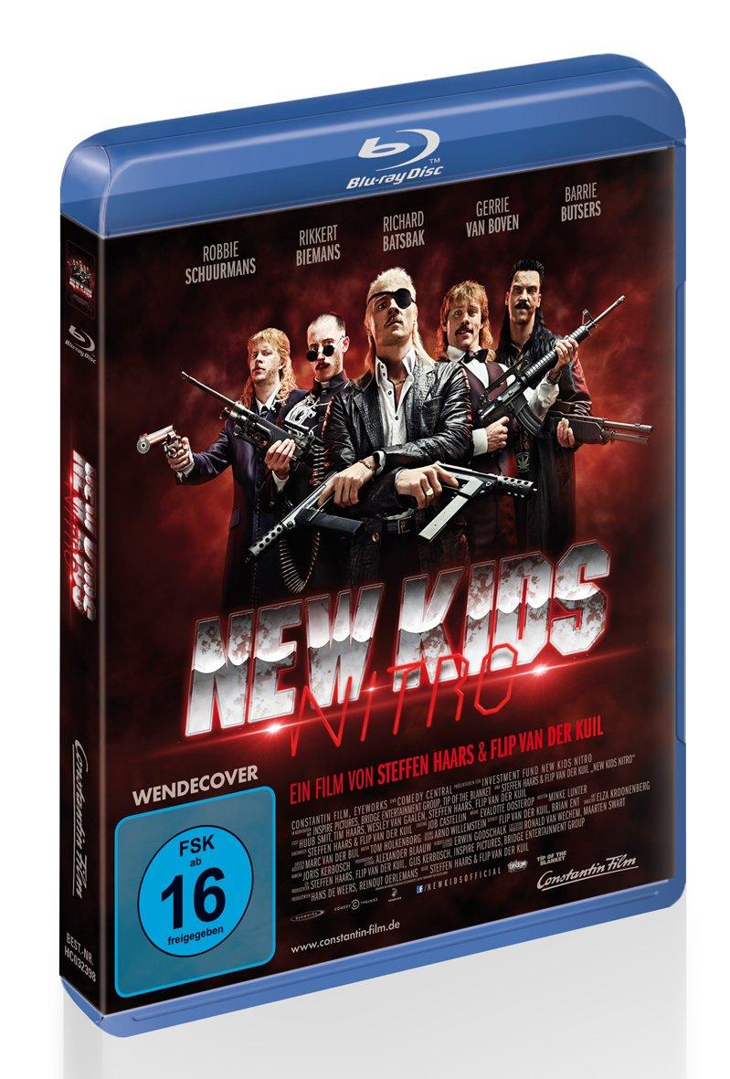 New Kids Nitro [Alemania] [Blu-ray]: Amazon.es: Steffen Haars, Huub Smit, Tim Haars, Robbie Schuurmans, Rikkert Biemans, Richard Batsbak, Gerrie van Boven, ...